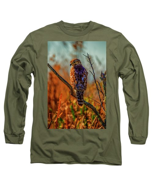 The Look Long Sleeve T-Shirt