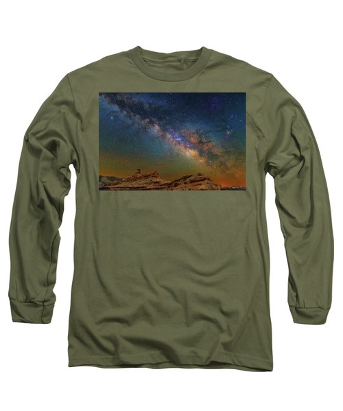 The Mexican Way Long Sleeve T-Shirt