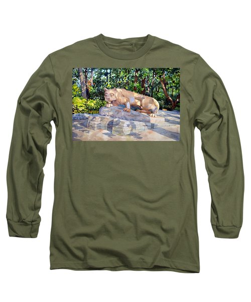 The Nittany Lion Long Sleeve T-Shirt