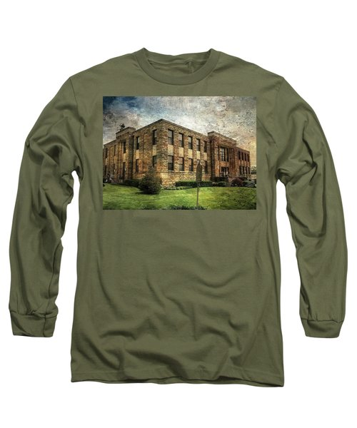 The Old County Courthouse Long Sleeve T-Shirt