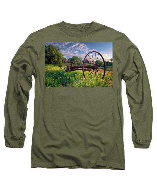 The Old Hay Rake 2 Long Sleeve T-Shirt
