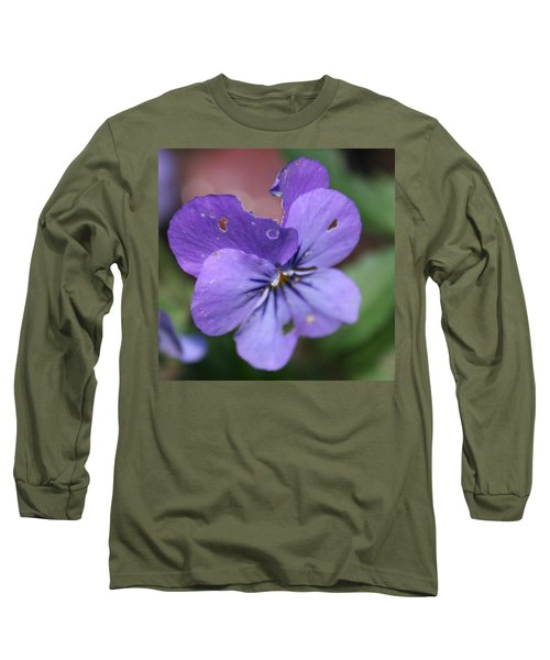 The Raggedy Viola Long Sleeve T-Shirt