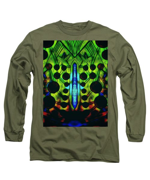 The Recharge Long Sleeve T-Shirt