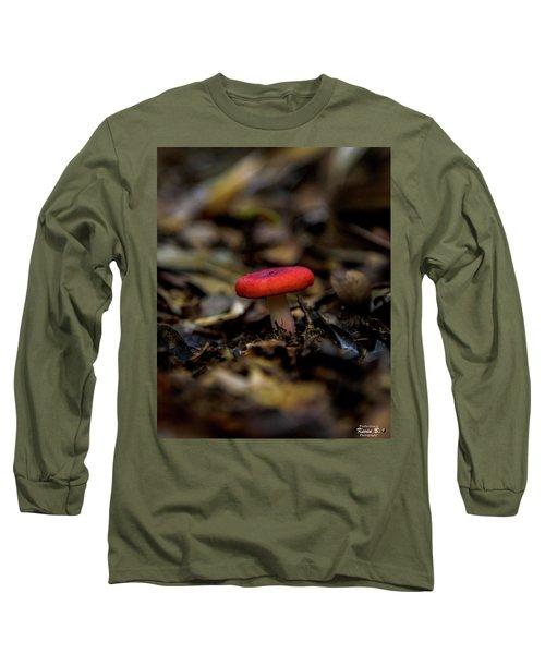 The Redhead Long Sleeve T-Shirt