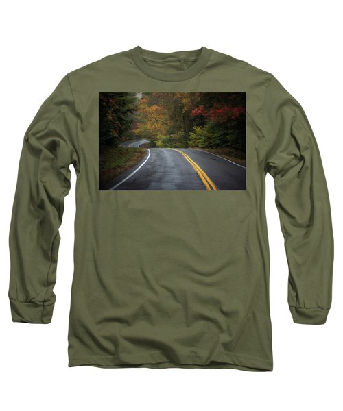 The Road To Friends Lake Long Sleeve T-Shirt