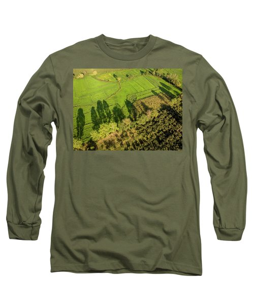 The Shadows  Long Sleeve T-Shirt