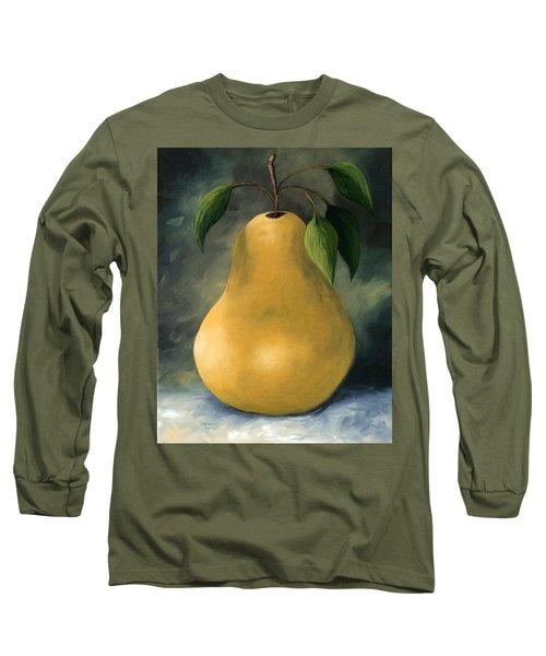 The Treasured Pear Long Sleeve T-Shirt