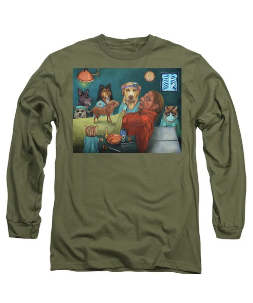 The Vet's Worst Nightmare Long Sleeve T-Shirt