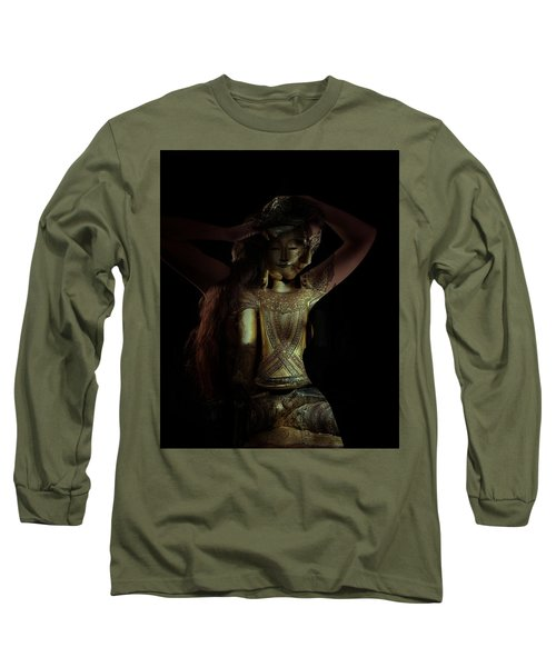 The Woman Beneath Long Sleeve T-Shirt