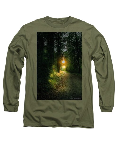 There Is Always A Light Long Sleeve T-Shirt