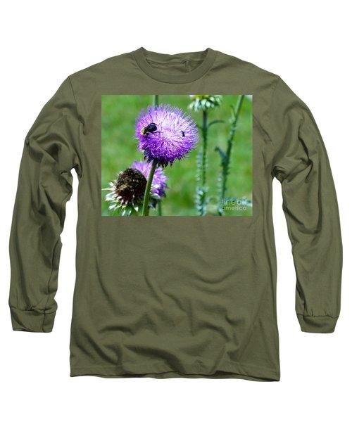 Thistle Visitors Long Sleeve T-Shirt