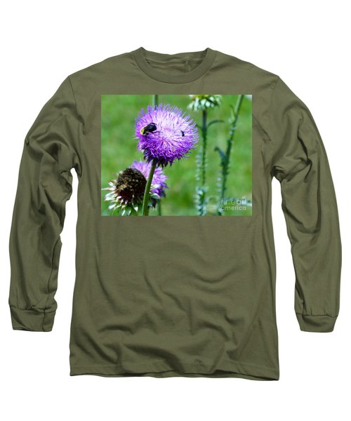 Thistle Visitors Long Sleeve T-Shirt
