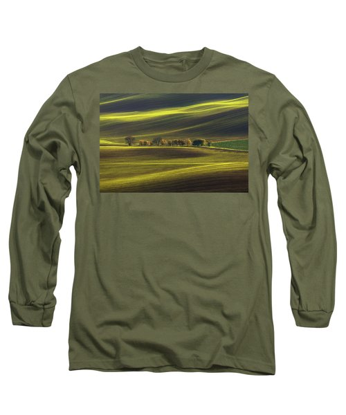 Threads Of Lights Long Sleeve T-Shirt