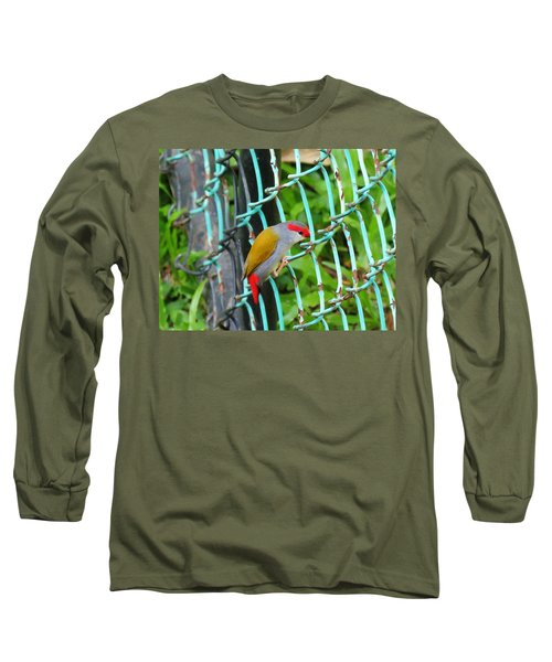 Through The Fence Long Sleeve T-Shirt