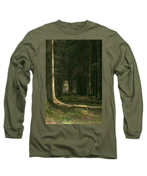 Through Long Sleeve T-Shirt