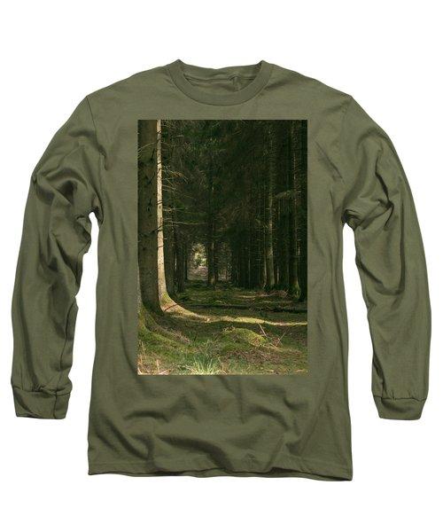 Through Long Sleeve T-Shirt