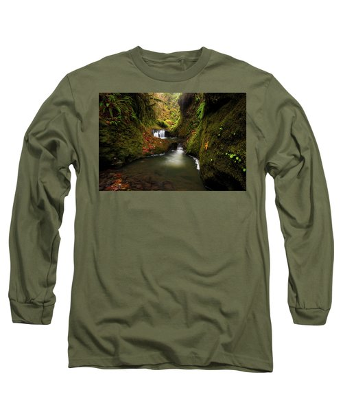 Tire Creek Canyon Long Sleeve T-Shirt
