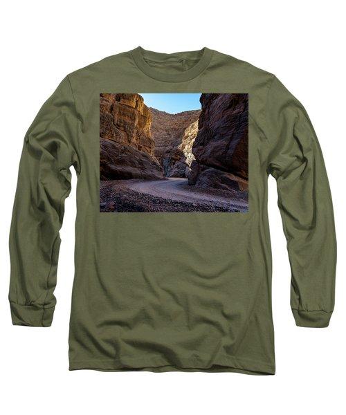 Titus Canyon I Long Sleeve T-Shirt