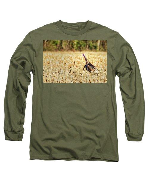 Tom Turkey Long Sleeve T-Shirt
