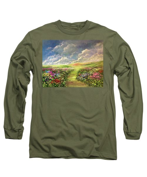 Transcend To Dreams Long Sleeve T-Shirt