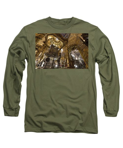 Long Sleeve T-Shirt featuring the photograph Treasures by Alex Lapidus