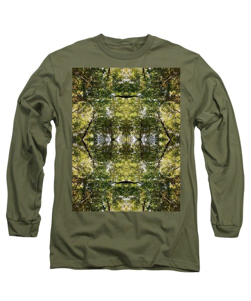 Tree No. 14 Long Sleeve T-Shirt