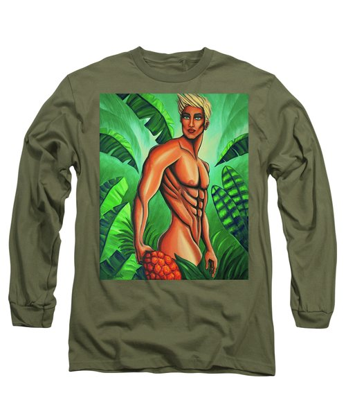 Tropic Beauty Long Sleeve T-Shirt