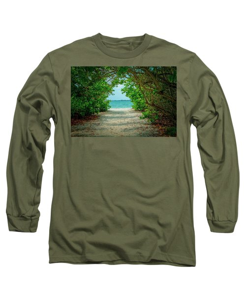 A Room With A View Long Sleeve T-Shirt
