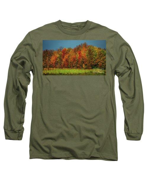 Tug Hill Colors Long Sleeve T-Shirt