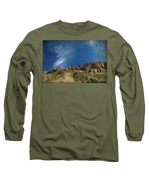 Tuscon Clouds Long Sleeve T-Shirt