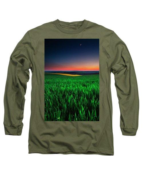 Twilight Fields Long Sleeve T-Shirt