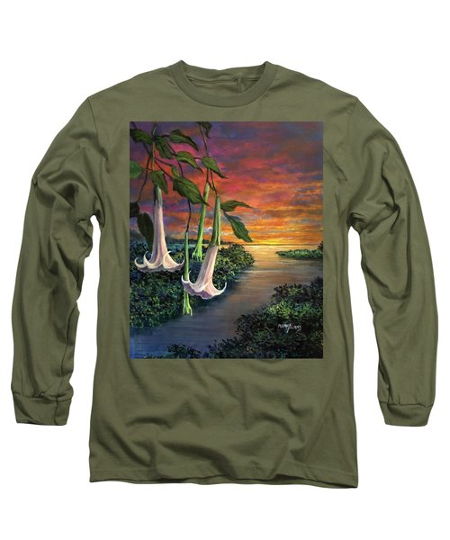 Twilight Trumpets Long Sleeve T-Shirt