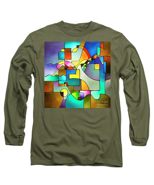 Unified Theory Long Sleeve T-Shirt