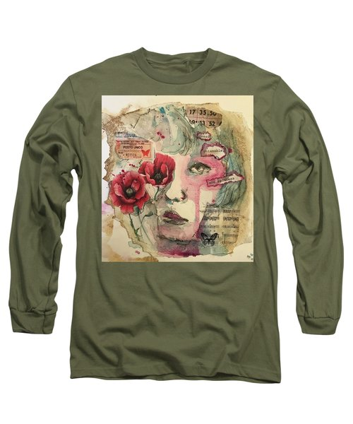 Untamable Long Sleeve T-Shirt