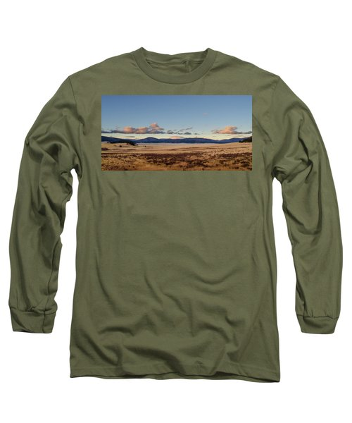 Valles Caldera National Preserve Long Sleeve T-Shirt
