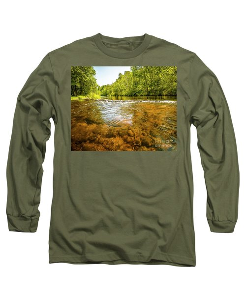 Vans Pool On The Farmington Long Sleeve T-Shirt