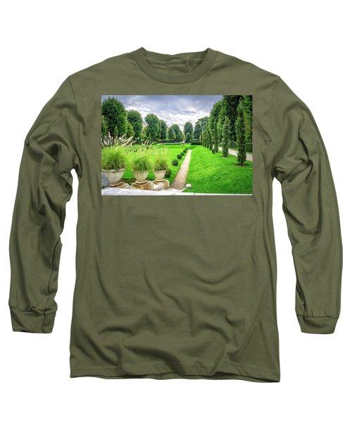 Vienna Garden Long Sleeve T-Shirt