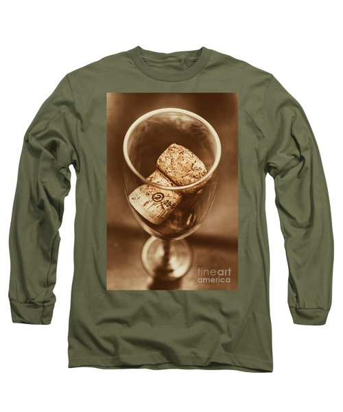Vintage Vino Long Sleeve T-Shirt