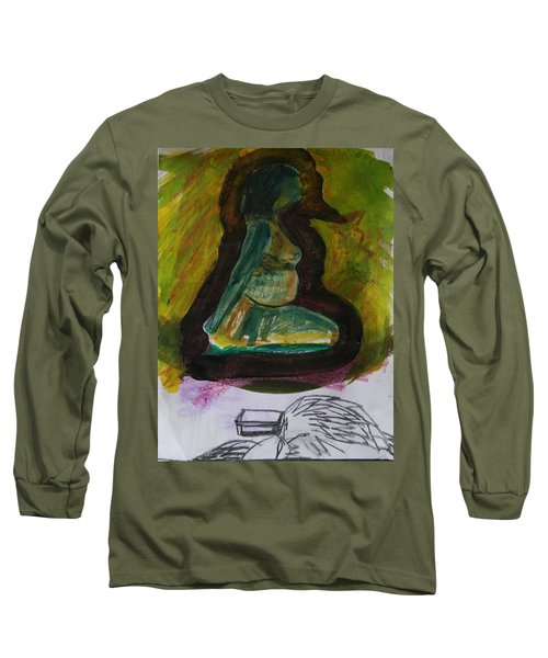 Waiting For Death Long Sleeve T-Shirt