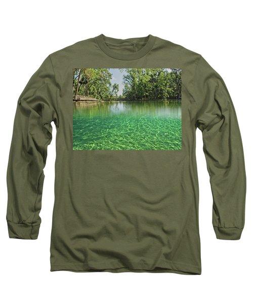 Wekiwa Springs Long Sleeve T-Shirt