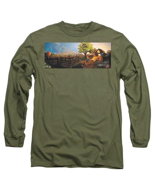 West Barn Long Sleeve T-Shirt