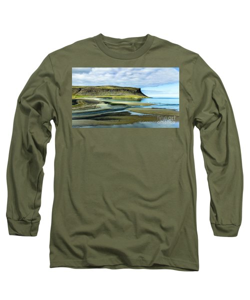 Westfjords, Iceland Long Sleeve T-Shirt