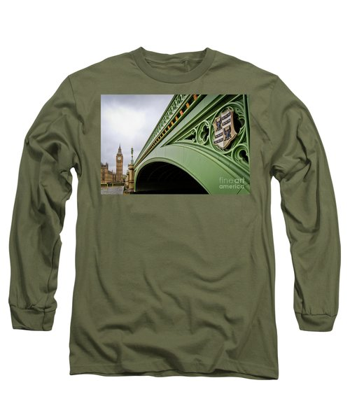 Westminster Bridge Long Sleeve T-Shirt