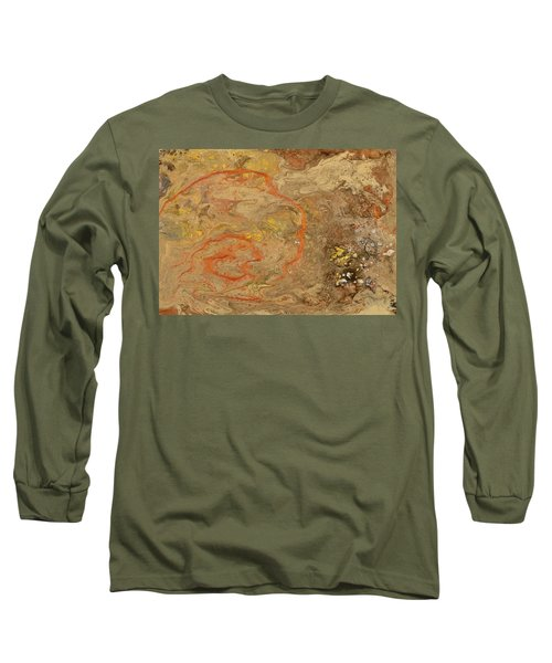 Wet Riverbed Long Sleeve T-Shirt
