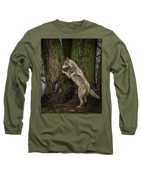 What's In There Long Sleeve T-Shirt