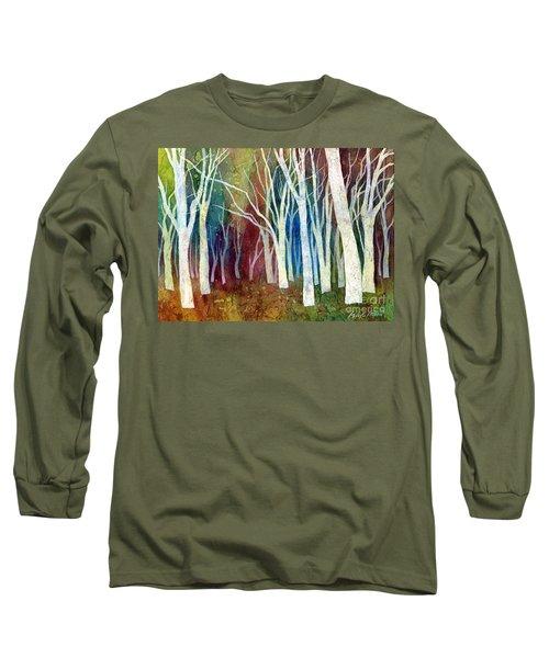 White Forest I Long Sleeve T-Shirt