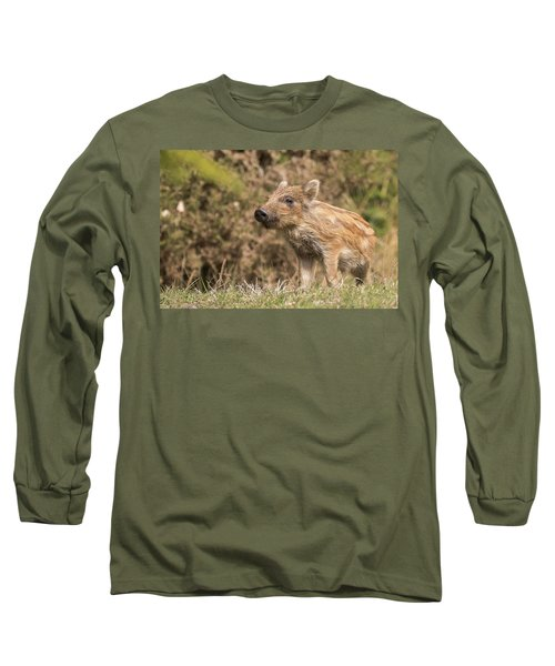 Wild Boar Humbug Long Sleeve T-Shirt