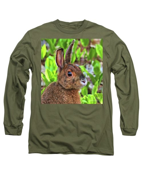 Wild Rabbit Long Sleeve T-Shirt