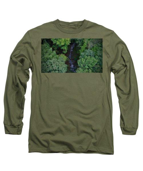 Willow Run Creek Long Sleeve T-Shirt