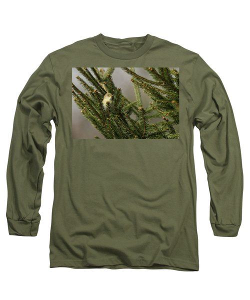 Willow Warbler Long Sleeve T-Shirt
